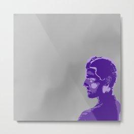 Oscar Isaac  Metal Print