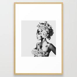 Awa Framed Art Print