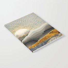 Morning Sun Notebook