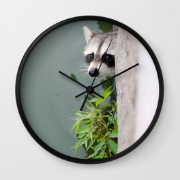 Connection made Wall Clock