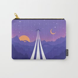 New Worlds Carry-All Pouch