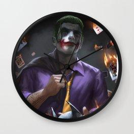 HaHaa Wall Clock
