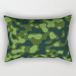 Camo 150 Rectangular Pillow