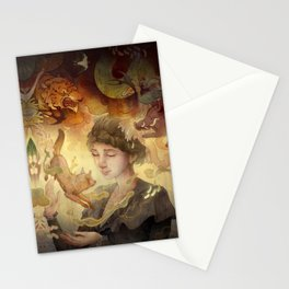 Silent Visions Stationery Cards