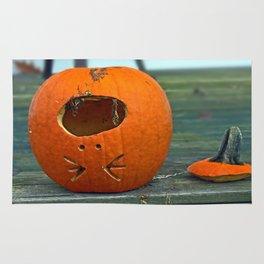 Humpty Pumpkin Rug