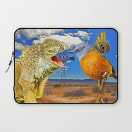Tourists in Namaqualand Laptop Sleeve