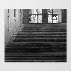 reflectless Canvas Print