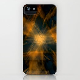 Angel From Heaven iPhone Case