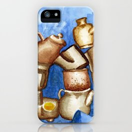 Loza iPhone Case