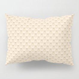 #Light #beige Pillow Sham