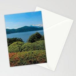 Ashinoko to Fujisan Stationery Cards