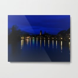 Interlaken Metal Print