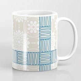 A play on beige Coffee Mug