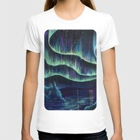 night sky T-shirts featuring Night Sky by Jolene Mackie
