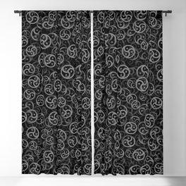 Triskelion Blackout Curtain