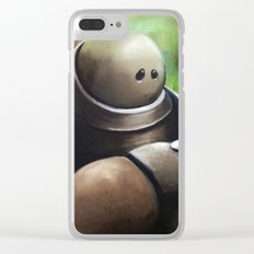 But I Don't Know How... Clear iPhone Case