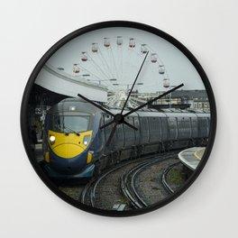 Margate Javelin Wall Clock