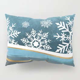 Winter Night Pillow Sham