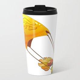 Golden Parachute Metal Travel Mug