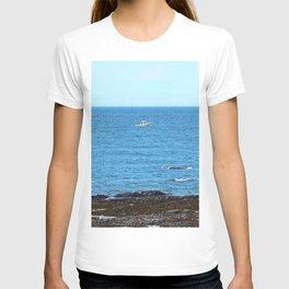 Little White Boat T-shirt