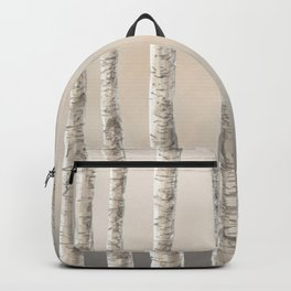 Birches-Winter Backpack