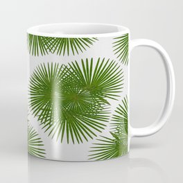 Fan Palm, Tropical Decor Coffee Mug