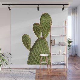 Minimal Cactus - Cacti Wall Mural