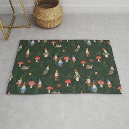 Woodland Gnomes Rug