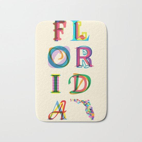 Florida Bath Mat