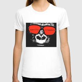Guerilla Filmmaker T-shirt