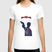 bioshock infinite T-shirts featuring Bioshock Infinite by Spiritius