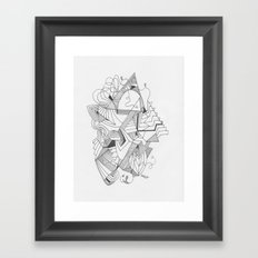 Art of Geometry 2 Framed Art Print