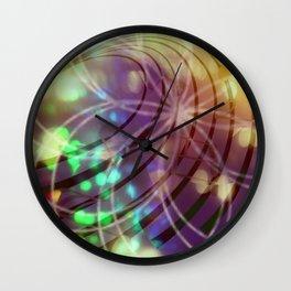 Disco Dream Wall Clock