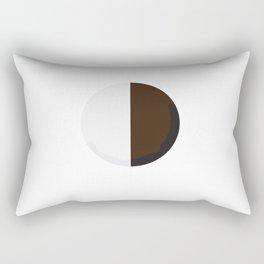 Black & White Cookies Rectangular Pillow