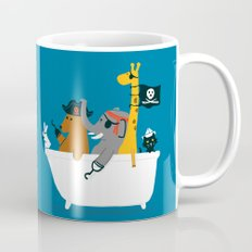 Everybody wants to be the pirate Mug