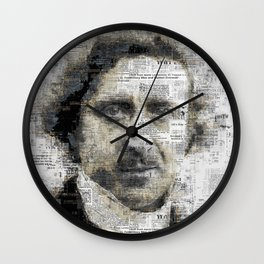 Gene Wilder Wall Clock