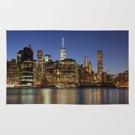 Lower Manhattan Rug