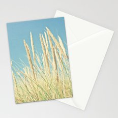 Beach Grass Stationery Cards