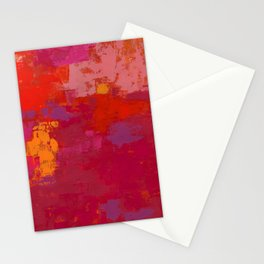 Color Splendor No.1q by Kathy Morton Stanion Stationery Cards