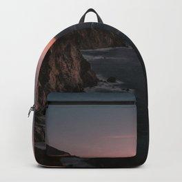 Big Sur Sunset Backpack