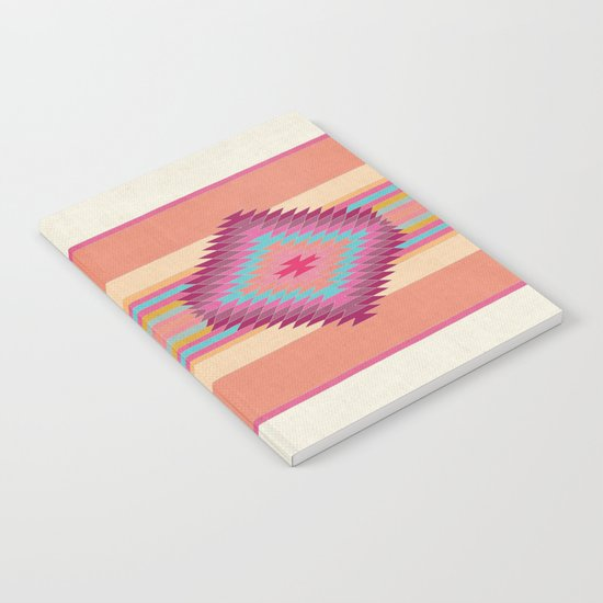 FIESTA (pink) Notebook