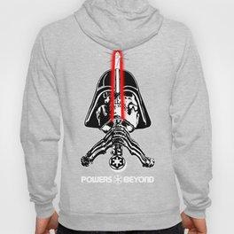"Vader ""Bones"" Rodriguez White Letters Hoody"