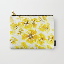 Golden Trumpet-tree Carry-All Pouch