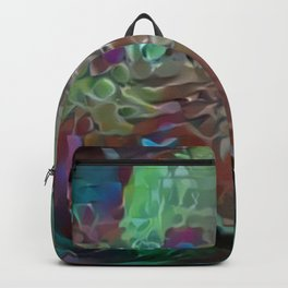 Collaged New Mite Backpack