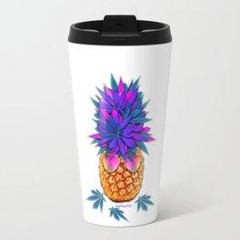 Cool Cannabis Pineapple Travel Mug