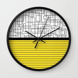 pola v.2 Wall Clock