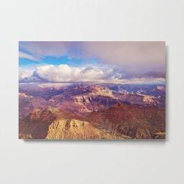 Grand Canyon View Metal Print