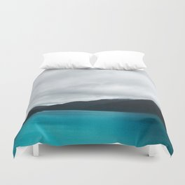 The Waters And The Wild Duvet Cover