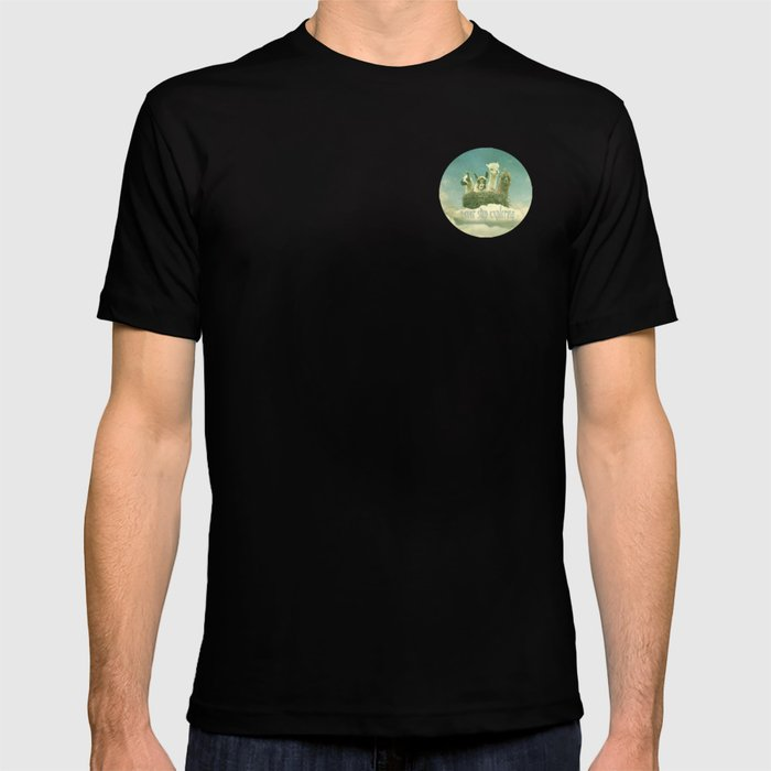 NEVER STOP EXPLORING THE CLOUDS T-shirt