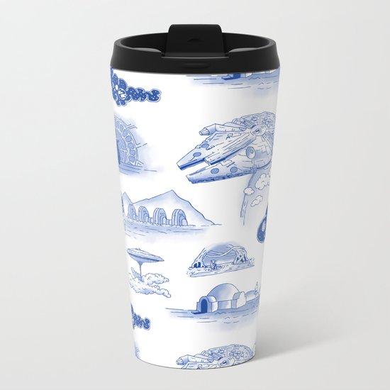 Pop Porcelain: Far Far Away Metal Travel Mug